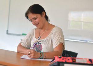 Teacher Rebecca