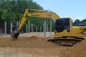Construction Update April