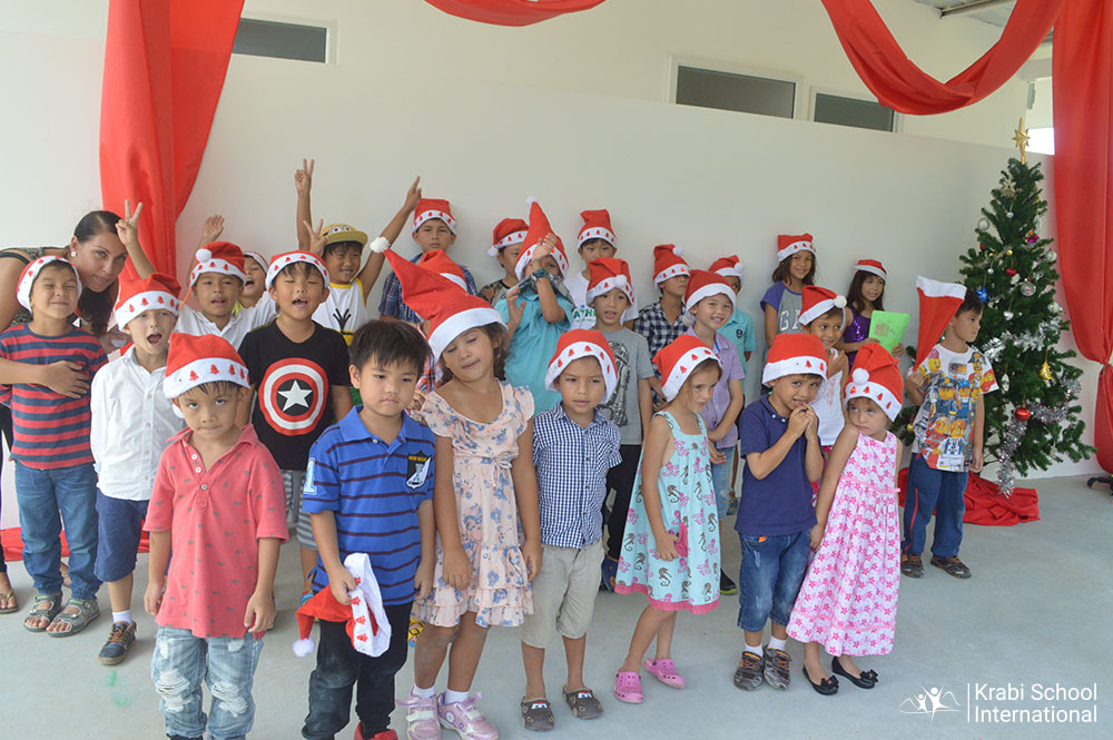 Krabi School Festive Fair