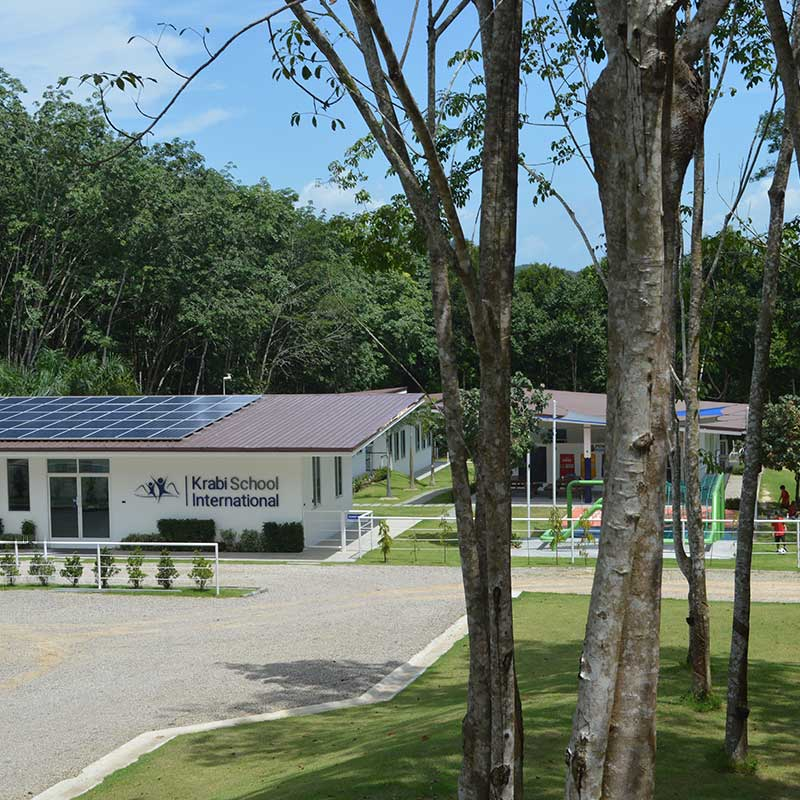 Krabi green school