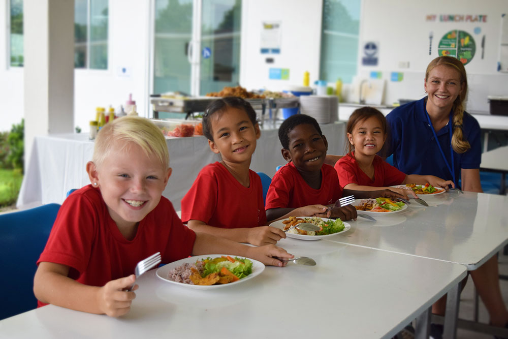School Healthy Meals