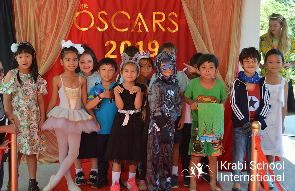 world book day krabi 2019