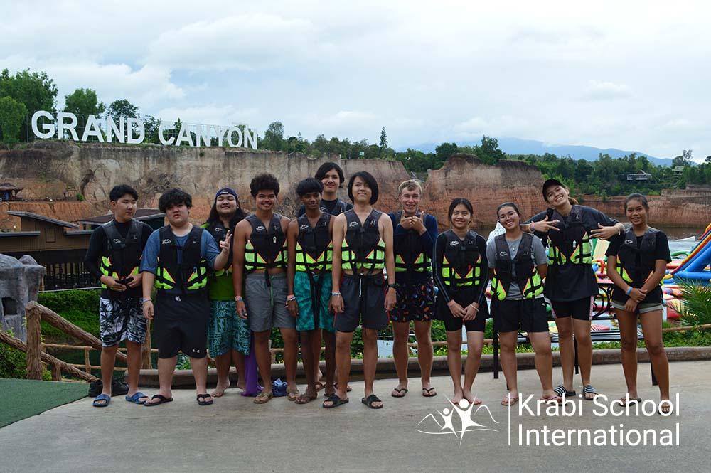 School trip Chiang Mai