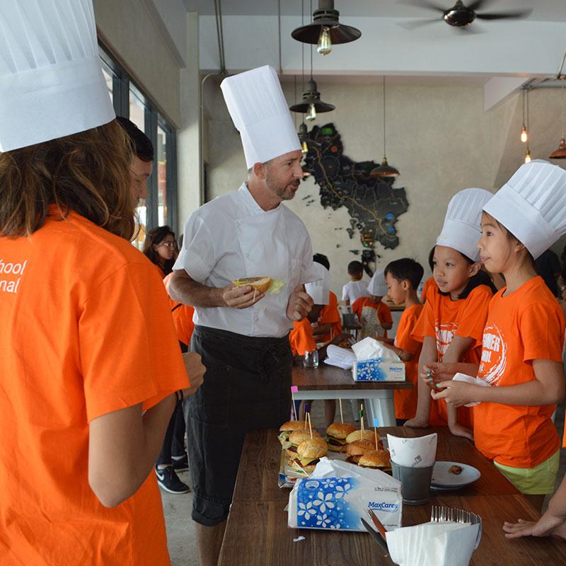 Summer camp Krabi Thailand 2020