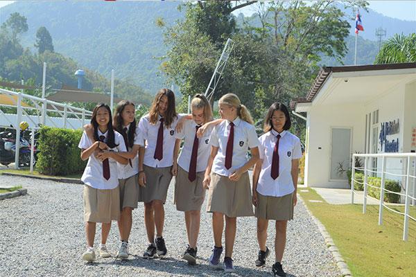 International Students Krabi