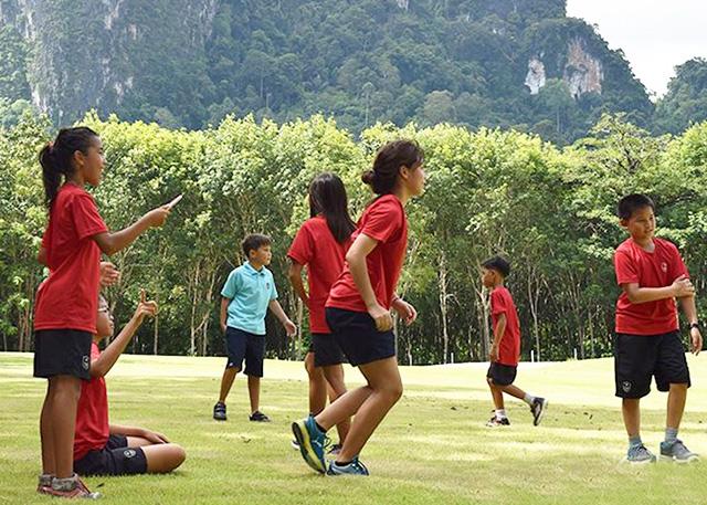 Krabi School Sports